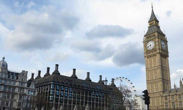 Clock Tower in UK
