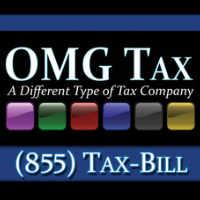OMG Tax Logo